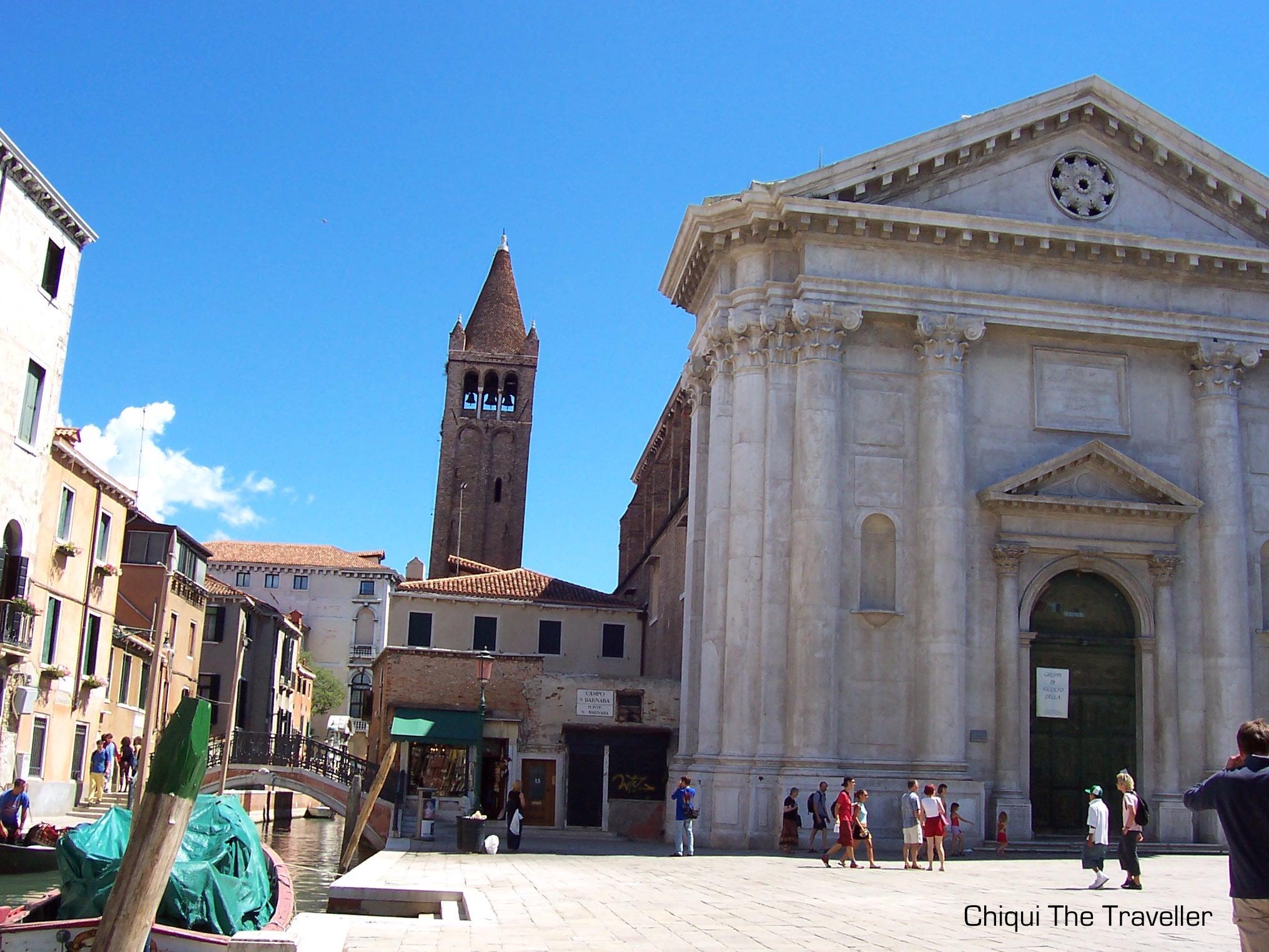 Venecia iglesia