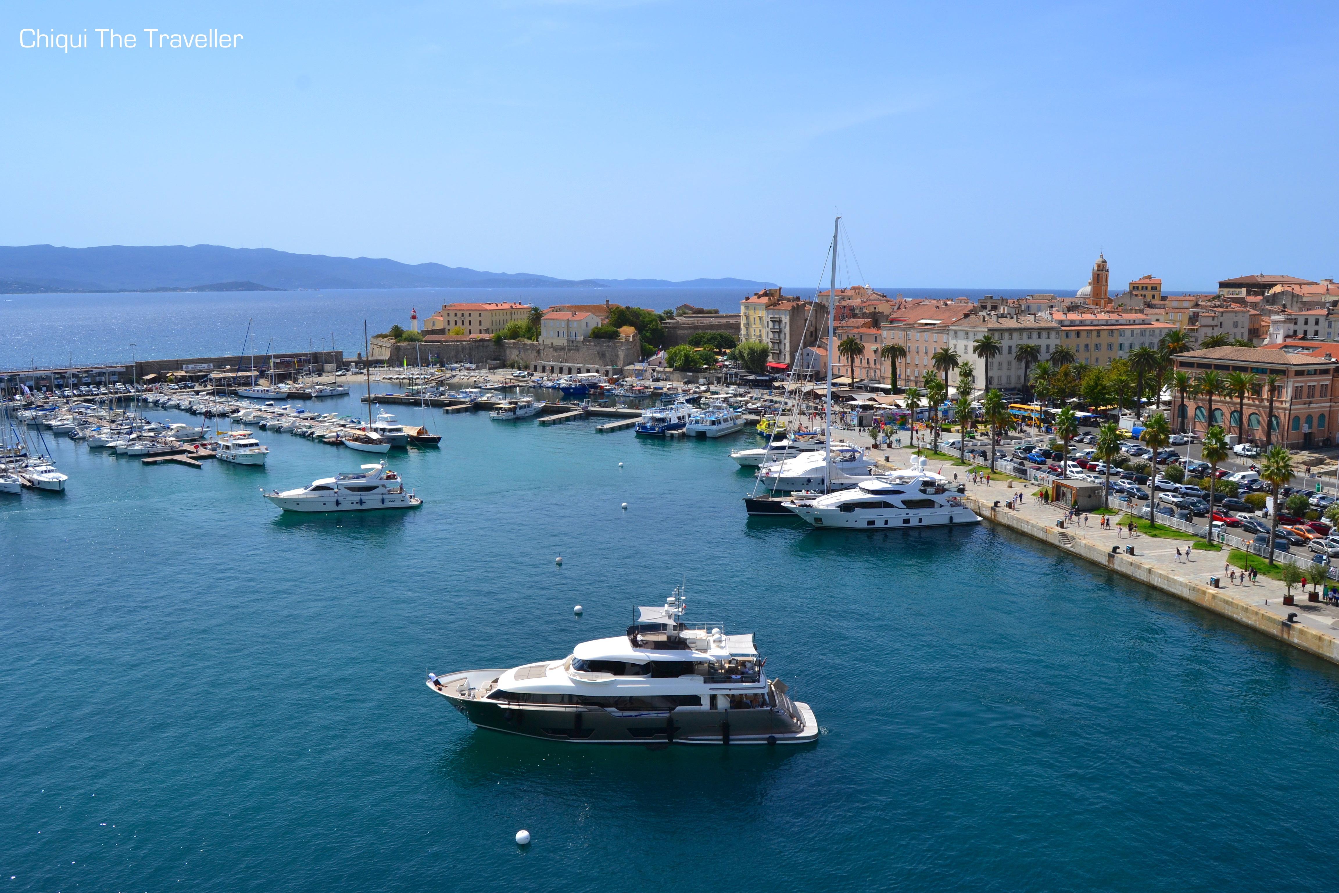 Puerto de Ajaccio Corcega 2